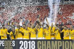 Mexico's Tigres UANL claims title of Campeones Cup