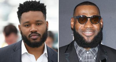 LeBron James sets 'Black Panther's' Ryan Coogler to produce 'Space Jam' sequel
